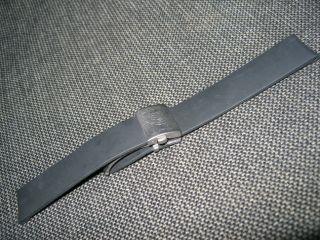 Armband Porsche Design Kautschuk Mit Titan Faltschließe Titanfaltschließe Bild