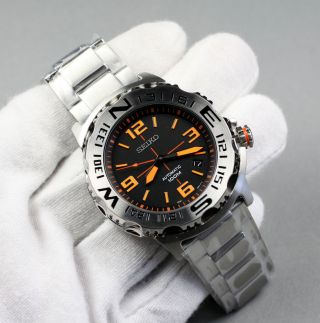 Seiko Superior Land Monster Srp443k1 & Originalverpackt Bild