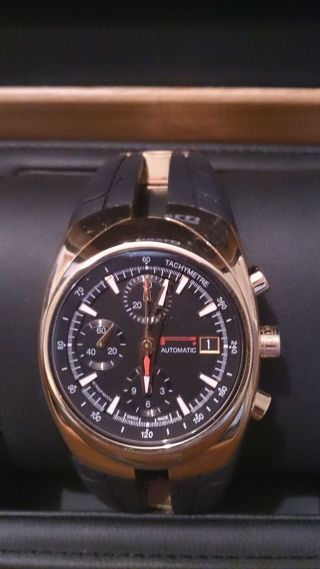 Pirelli Herren - Armbanduhr Luxury Limited Edition R7921911011 Uvp €9500 Bild
