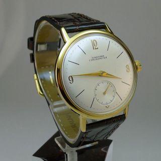 Junghans Chronometer 16 Rubis.  Kaliber J82.  Hochwertiger Klassiker Bild