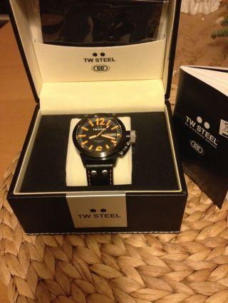 Tw Steel Ceo Canteen Ce 1027 Armbanduhr Für Herren,  Wie Bild