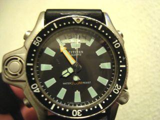 Citizen Promaster Aqualand Classic Jp2000 Top Rar Bild