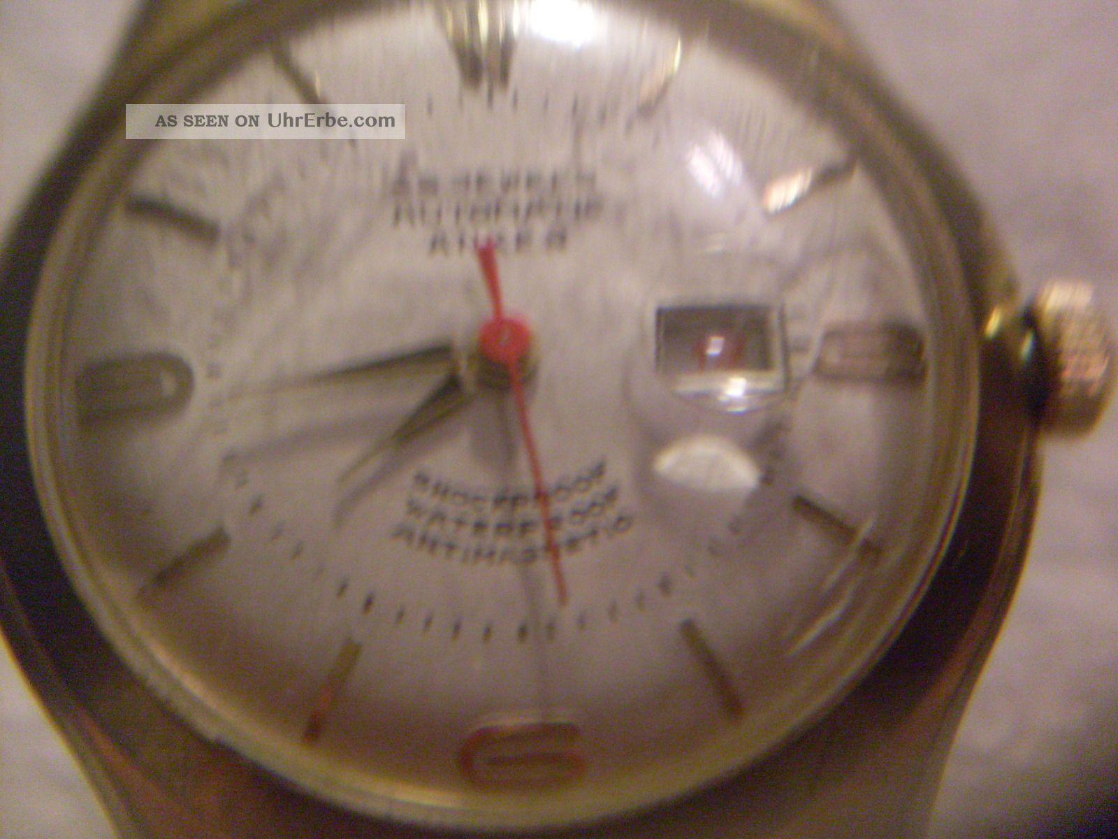 Anker Herrenuhe Automatic 25 Jewels Armbanduhren Bild