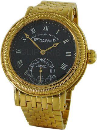 Riedenschild Germany 17 Jewels Handaufzug Herrenuhr Hand Winding Men´s Watch Bild