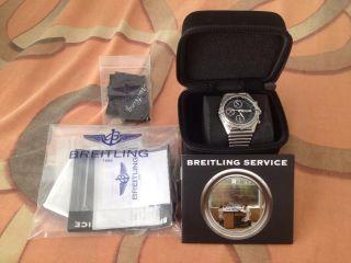 Breitling Chronograph Eagle,  Armbanduhr,  Herren,  Serie 81950 Bild