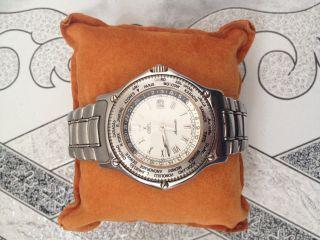 Ebel Voyager Weltzeit Uhr Automatic,  Papiere Bild