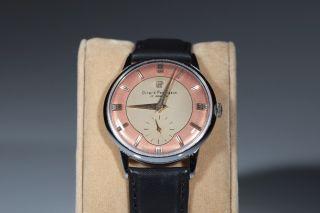 Girard Perregaux,  Art Deco,  Hau,  Armbanduhr,  Herren,  Rarität Bild