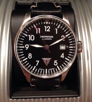 Honda Herrenuhr By Junkers 6170 / 186,  Und Ungetragen Bild