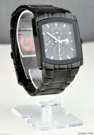 Uhr Uhren G By Guess Armbanduhr Unisex Herren Edelstahl Quarz Deu Bild