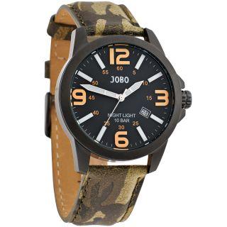 Jobo Herrenuhr Herrenarmbanduhr Uhr Quarz Armbanduhr Men ' S Watch J - 41984 Bild