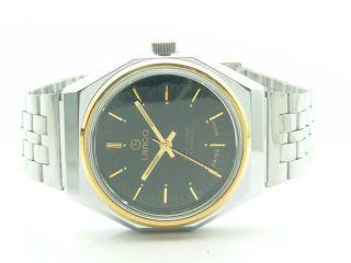 Lanco Uhr Handaufzug - Selten 70er Jahre - Sehr Cool - Wie - Nos - Sammler Bild
