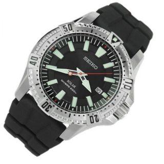 Armbanduhr Herren Seiko Taucher 200m Sne293p2,  Box Bild