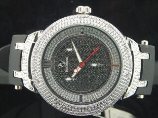Herren Armbanduhr Ice Mania Jojo Icetime Jojino Joe Rodeo Diamant Weiß Im1202 Bild
