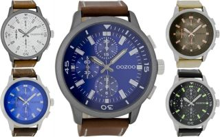 Oozoo Design Uhr Xxl Ø50mm 6740 Bild
