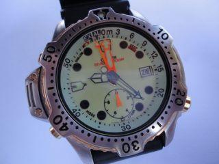 Citizen Promaster Aqualand Taucheruhr Uhr Al0004 - 03w Diver Bild