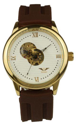Minoir Automatikuhr Herren Armband Uhr Nexon Automatic Mens Watch Uhren Bild