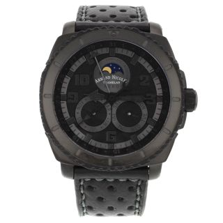 Herren Armbanduhr Armand Nicolet Nero Titanium Automatik T612n - Nr - P160ng4 Bild