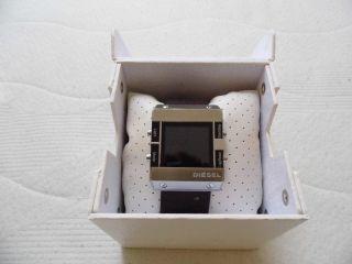 Diesel Digital Armbanduhr Für Herren - Braun (leder) - Wie Bild