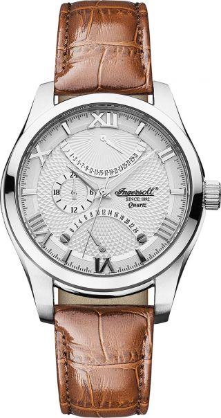Ingersoll - Burlington - Inq017whsl Sehr Schöne Armbanduhr Mit Quartzwerk Bild