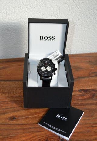 Hugo Boss Herrenuhr (chronograph) 1512920 - Np: 359€ Bild
