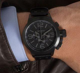 Sonderedition: Tw Steel Canteen Style Tw821 Armbanduhr Für Herren Bild