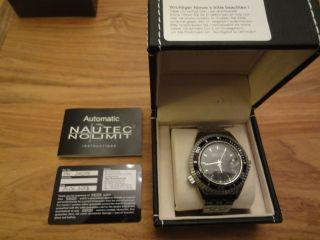 Nautec No Limit Shore Armbanduhr Für Herren Bild
