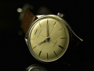 Jaeger Lecoultre E390 Automatic,  Stainless Steel Case,  Vintage Watch Cal.  K880 Bild