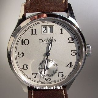Davosa Heritage Ref.  162.  478.  16 Armbanduhr Quarz Bild