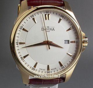 Davosa Classic Ref.  162.  467.  15 Armbanduhr Quarz Bild