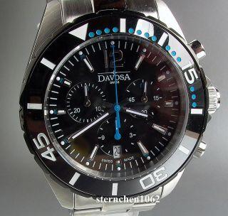 Davosa Nautic Star Ref.  163.  473.  45 Chronograph Bild