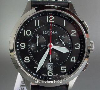 Davosa Metropolitan Ref.  163.  473.  45 Chronograph Bild