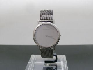 Edle Georg Jensen Design 347 Herren Edelstahl Armbanduhr Bild