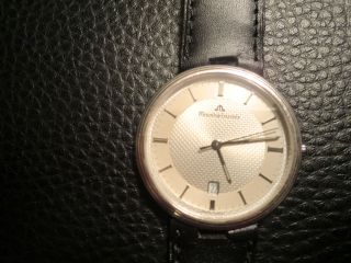 Maurice Lacroix Armbanduhr 69541 Loses Ziffernblatt Bild