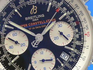 Breitling Navitimer Constellation Limited Edition 1049st. Bild