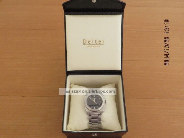 Joop Armbanduhr Quartz 906/4942.  44 Neuwertig Armbanduhren Bild