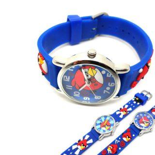 ❶❷❸.  Wunderschöne Angry Birds Kinderuhr - Modell Und Farbwahl - Hammerpreis Bild