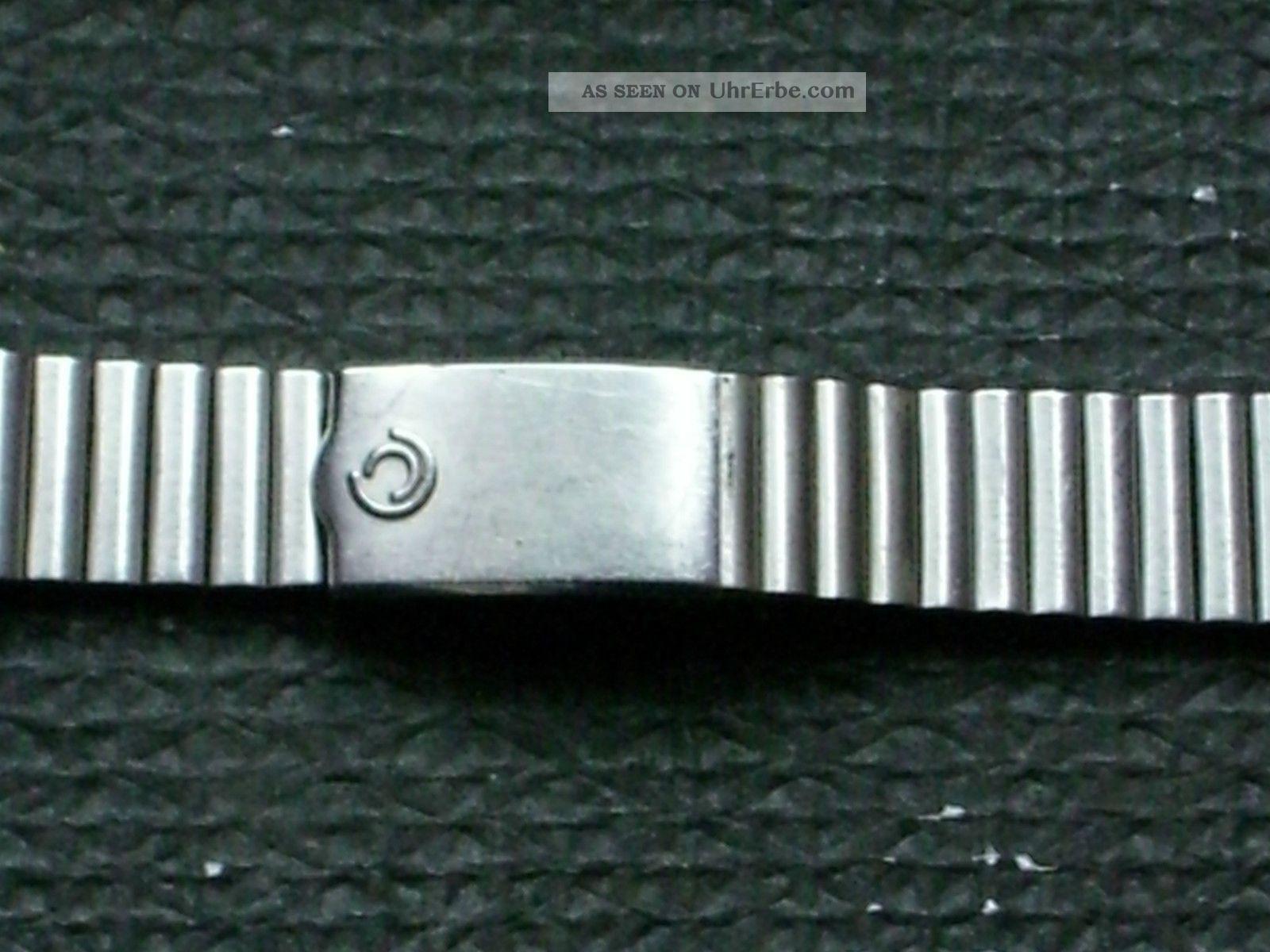 Seltenes Certina Armband Für Herrenuhr,  Herrenarmbanduhr 19er Anstoß, Armbanduhren Bild
