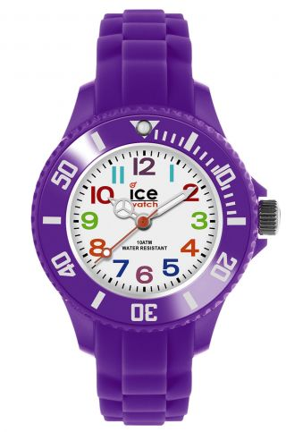 Ice - Watch Uhr Mini Purple Armbanduhr Mn.  Pe.  M.  S.  12 Bild