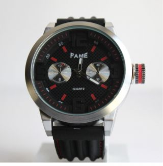 Uhr Fame Top Designer Fashion Sport Mode Xxl Watch Art.  713.  85 Bild