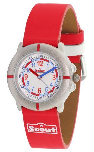 Scout Uhr Meine Erste Kinderuhr Rot 390012 Bild