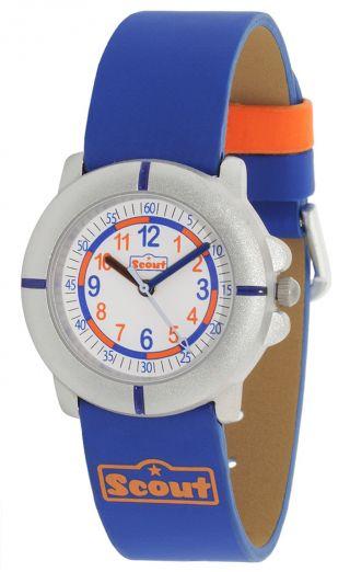 Scout Uhr Meine Erste Kinderuhr Blau 390011 Bild