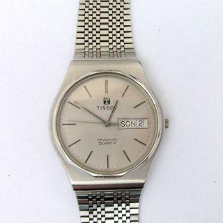 Tissot Seastar Herrenuhr Armbanduhr Uhr Sammleruhr Bild
