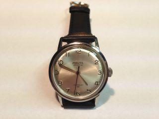 Provita Herren Armband Uhr,  Handaufzug,  Top Bild