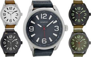 Oozoo Design Uhr Xxl Ø50mm 6745 Bild
