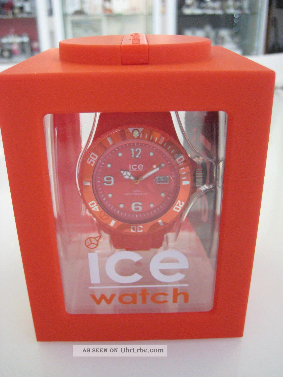 sind ice watch wasserdicht
