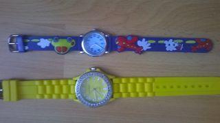 Armbanduhr,  Silikon Bild