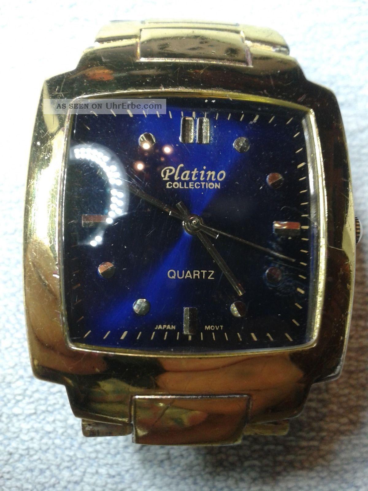 Platino Uhr