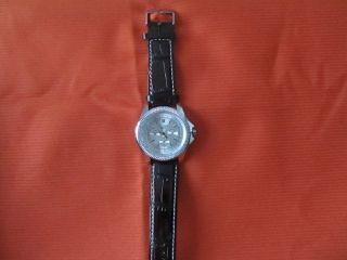 Amber Time Uhr Bild