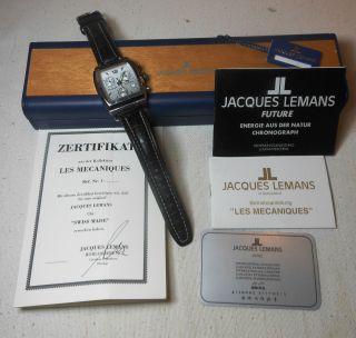 Jacques Lemans 1 - 934 Armbanduhr Für Unisex Bild