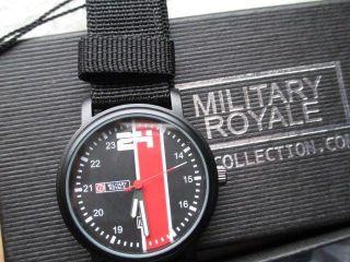 Military Royale Fliegeruhr Mr 048 Bild
